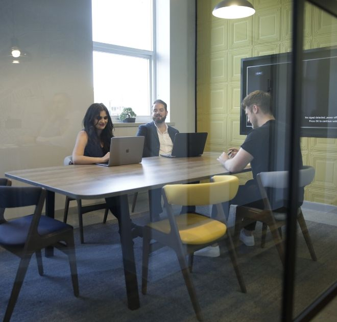 Bracken Workspace Plus The Mustard Suite Meeting Room at The Tannery