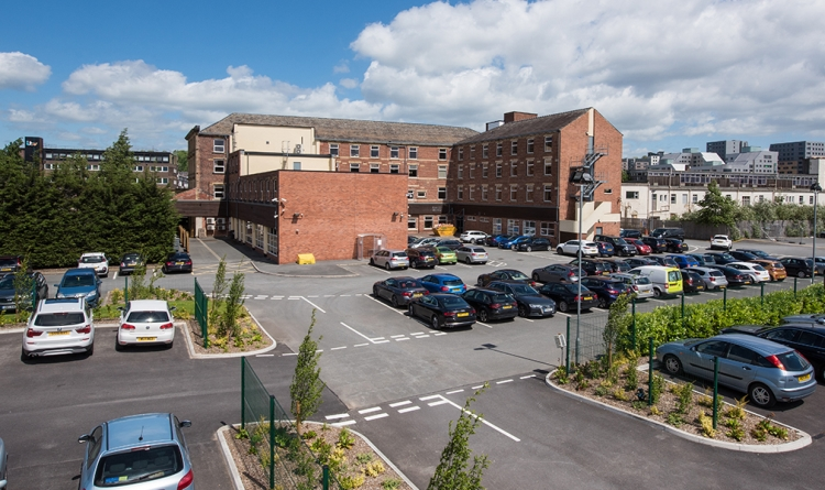 Car Parking At The Tannery - Bracken Workspace Plus