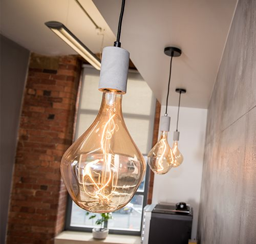 Eddison Style Lightbulbs - Bracken Ltd