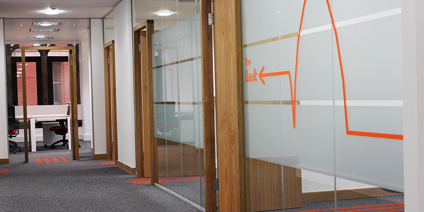 Bracken Workspace Plus The Vault Meeting Room - Bracken Ltd