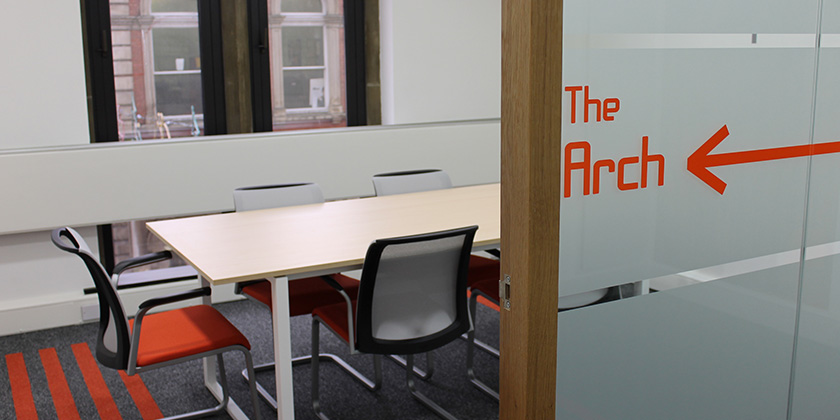 Bracken Workspace Plus The Arch Meeting Room - Bracken Ltd