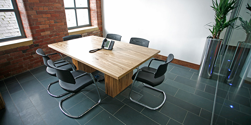 Bracken Workspace Plus Calls Wharf Meeting Room - Bracken Ltd