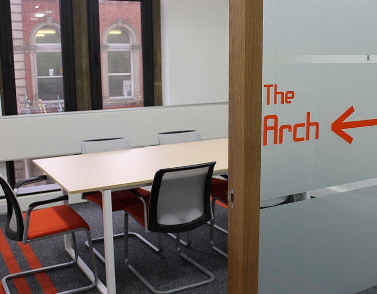 The Arch Meeting Room - Bracken Ltd