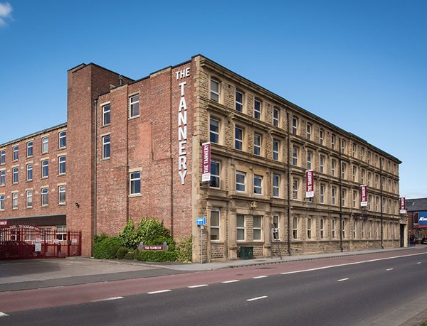 The Tannery Leeds Office - Bracken Ltd